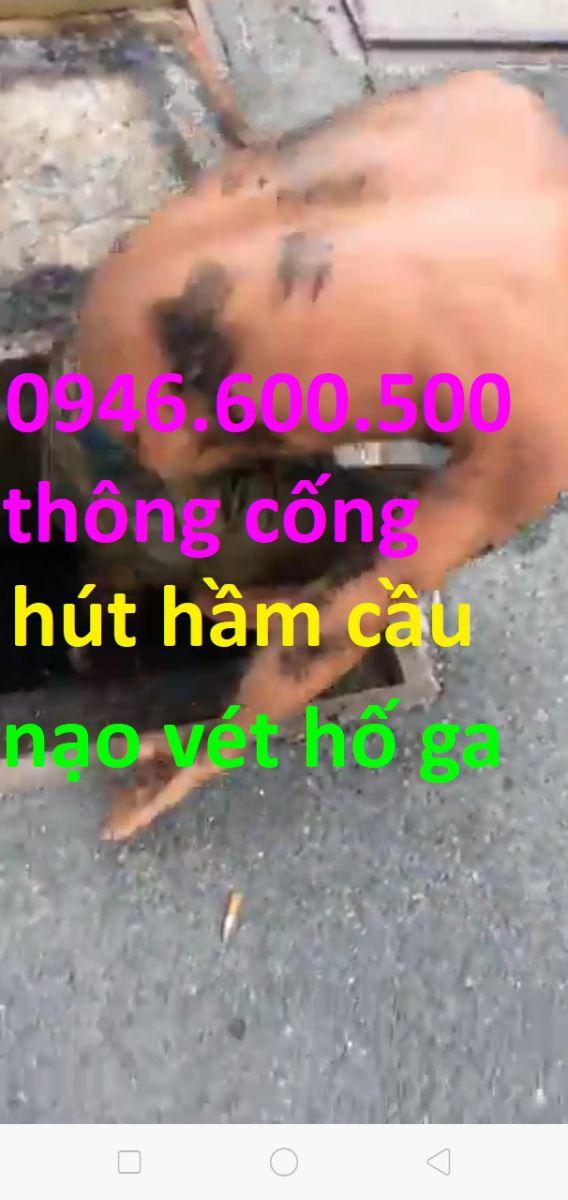HÚT HẦM CẦU  QUẬN Ô MÔN CẦN THƠ 0965039903
