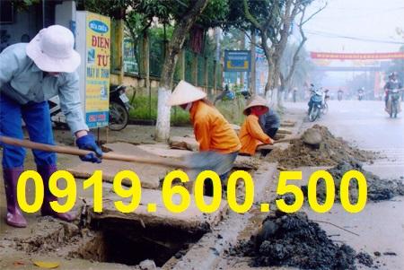 HÚT HẦM CẦU KCN TÂN ĐỨC HUYỆN ĐỨC HÒA 0946.600.500