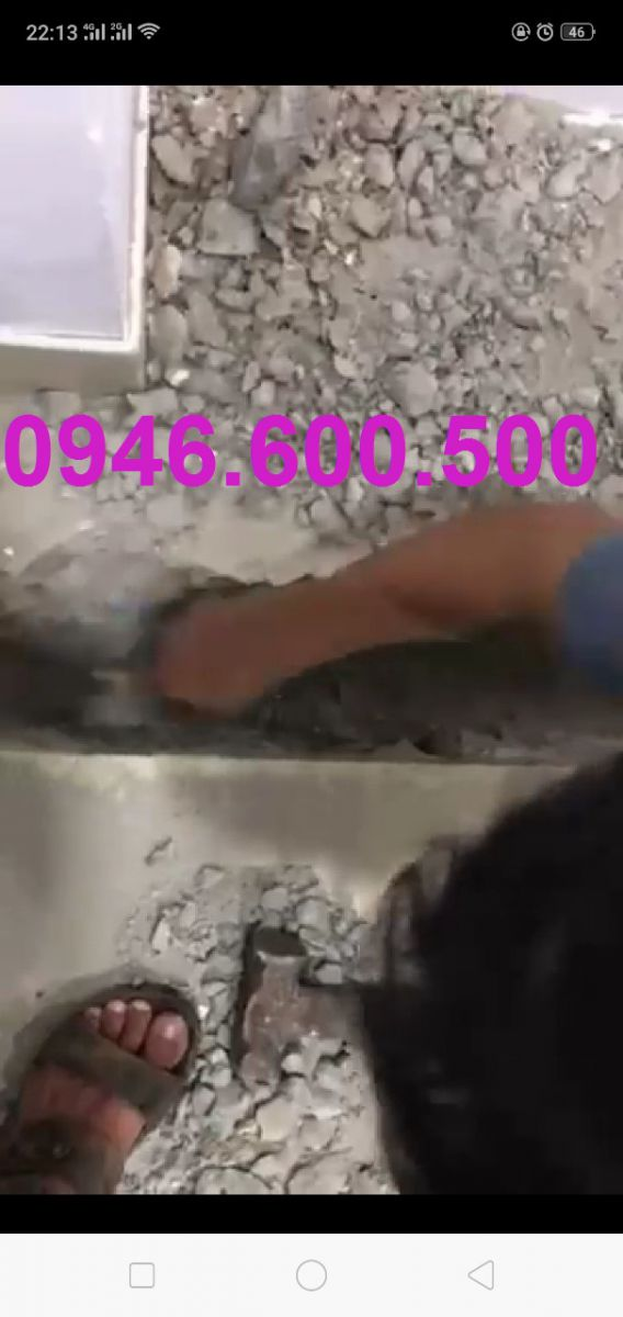 HÚT HẦM CẦU CỤM CÔNG NGHIỆP TRƯỜNG HÒA 0946.900.100